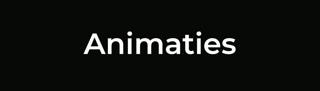 icon animaties