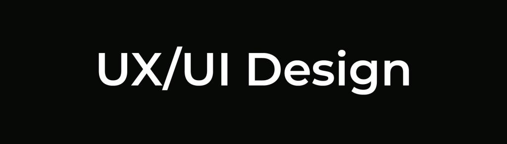 icon UX/UI Design